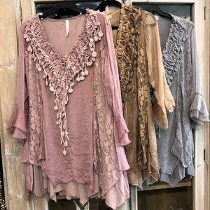 Pretty angels size 2X shirt lot bundle